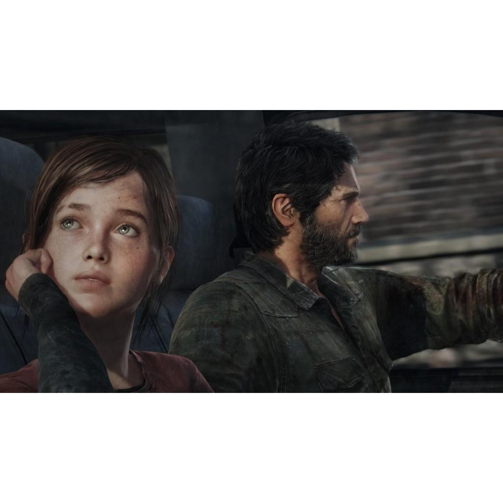Игра SONY The Last of Us: Обновленная версия [PS4, Russian] Blu-ray (9422372) изображение 3