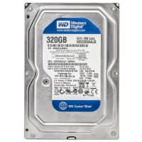 "Жесткий диск 3.5""  320Gb Western Digital (# WD3200AAJS-NP #)"