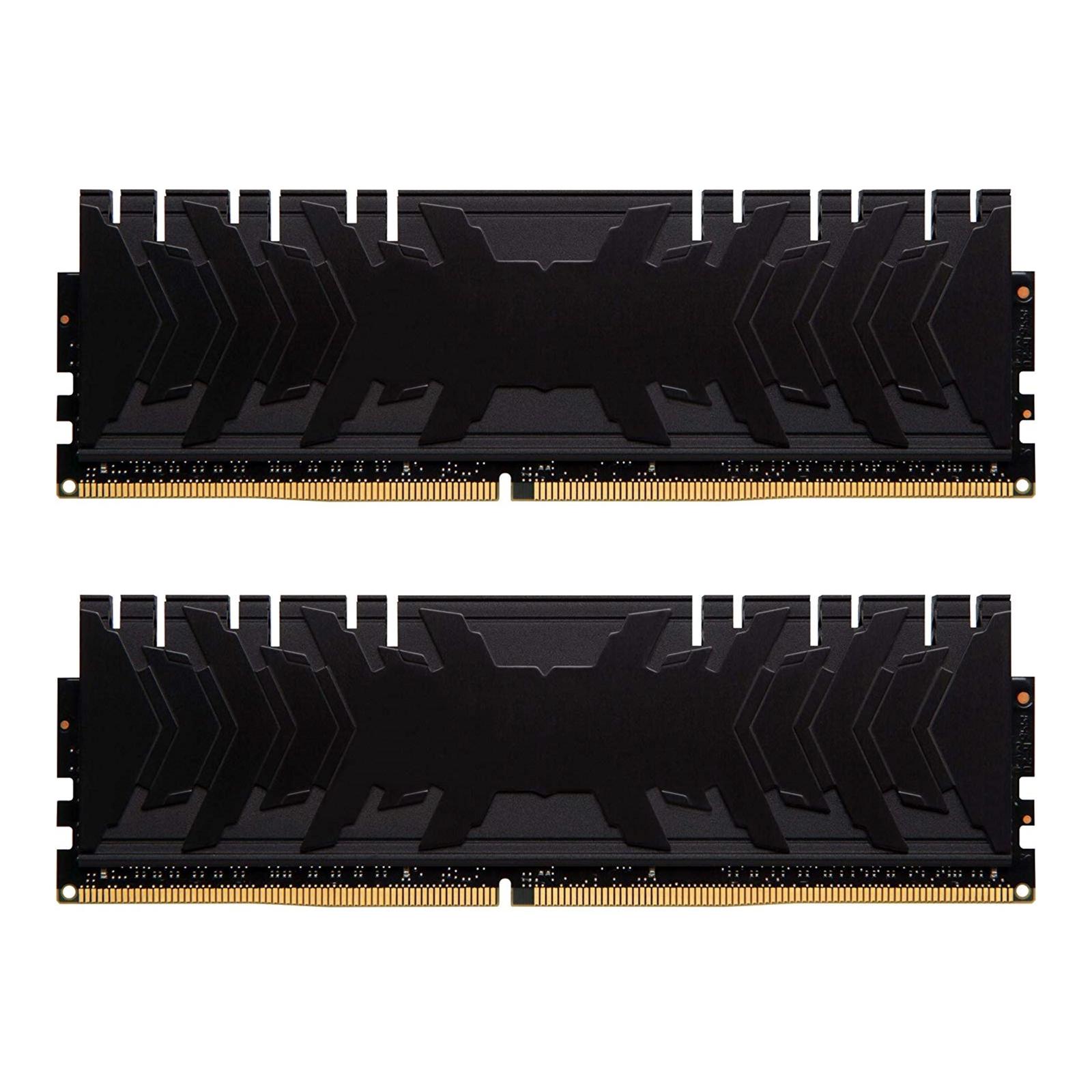 Модуль памяти для компьютера DDR4 32GB (2x16GB) 3600 MHz HyperX Predator Kingston (HX436C17PB3K2/32) изображение 4