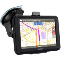 Автомобильный навигатор Globex GE520 + NavLux CE (GPS GE520 + NavLux)