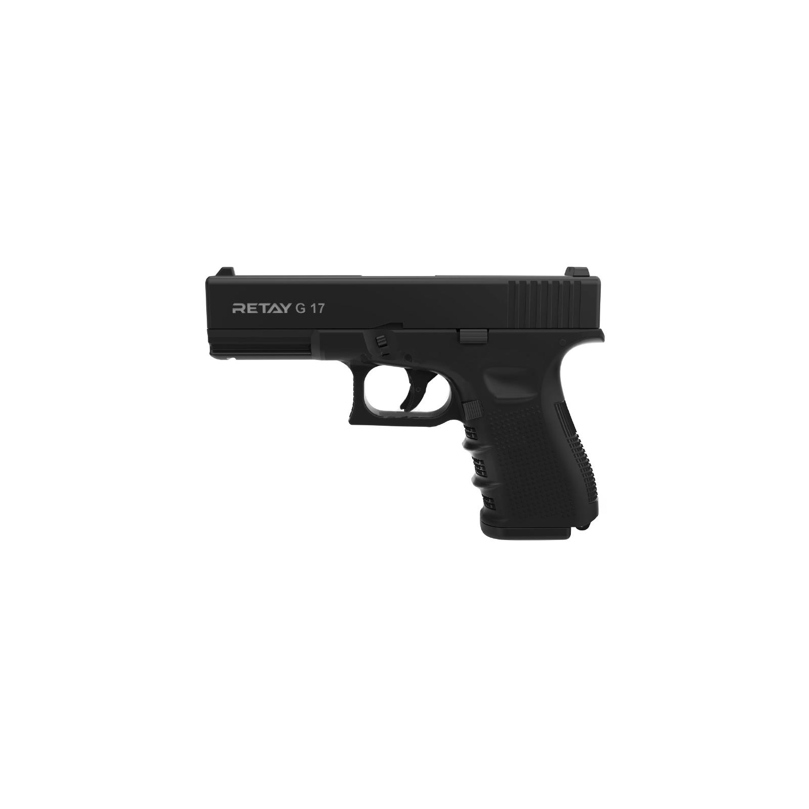 Стартовый пистолет Retay G17 Black (X314209B) цены в Киеве и Украине -  купить в магазине Brain: компьютеры и гаджеты