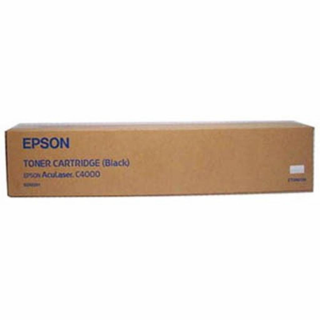 Картридж EPSON AcuLaser C4000 black (C13S050091)