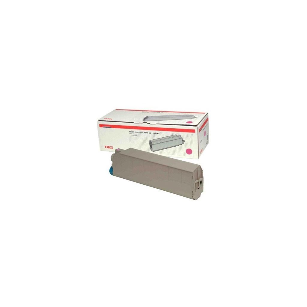 Тонер-картридж OKI C9300/9500 Magenta (41963676)