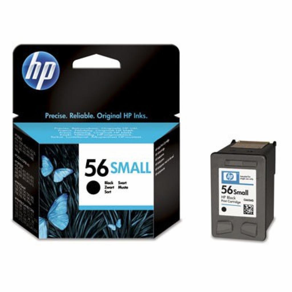 Картридж HP DJ No. 56 Black /SMALL (C6656GE)