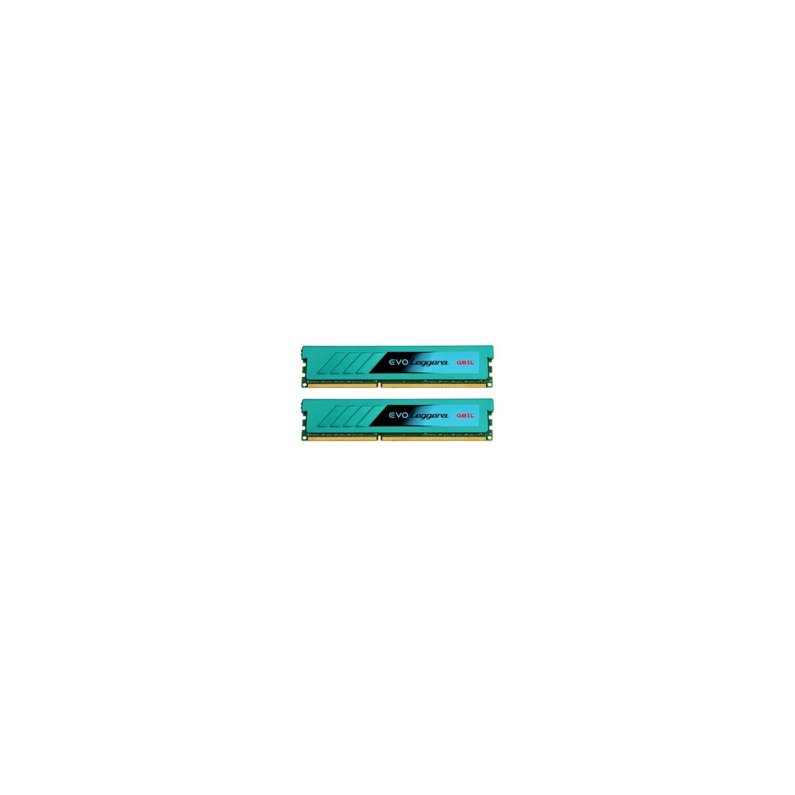 Модуль памяти для компьютера DDR3 8GB (2x4GB) 2400 MHz GEIL (GEL38GB2400C11ADC)