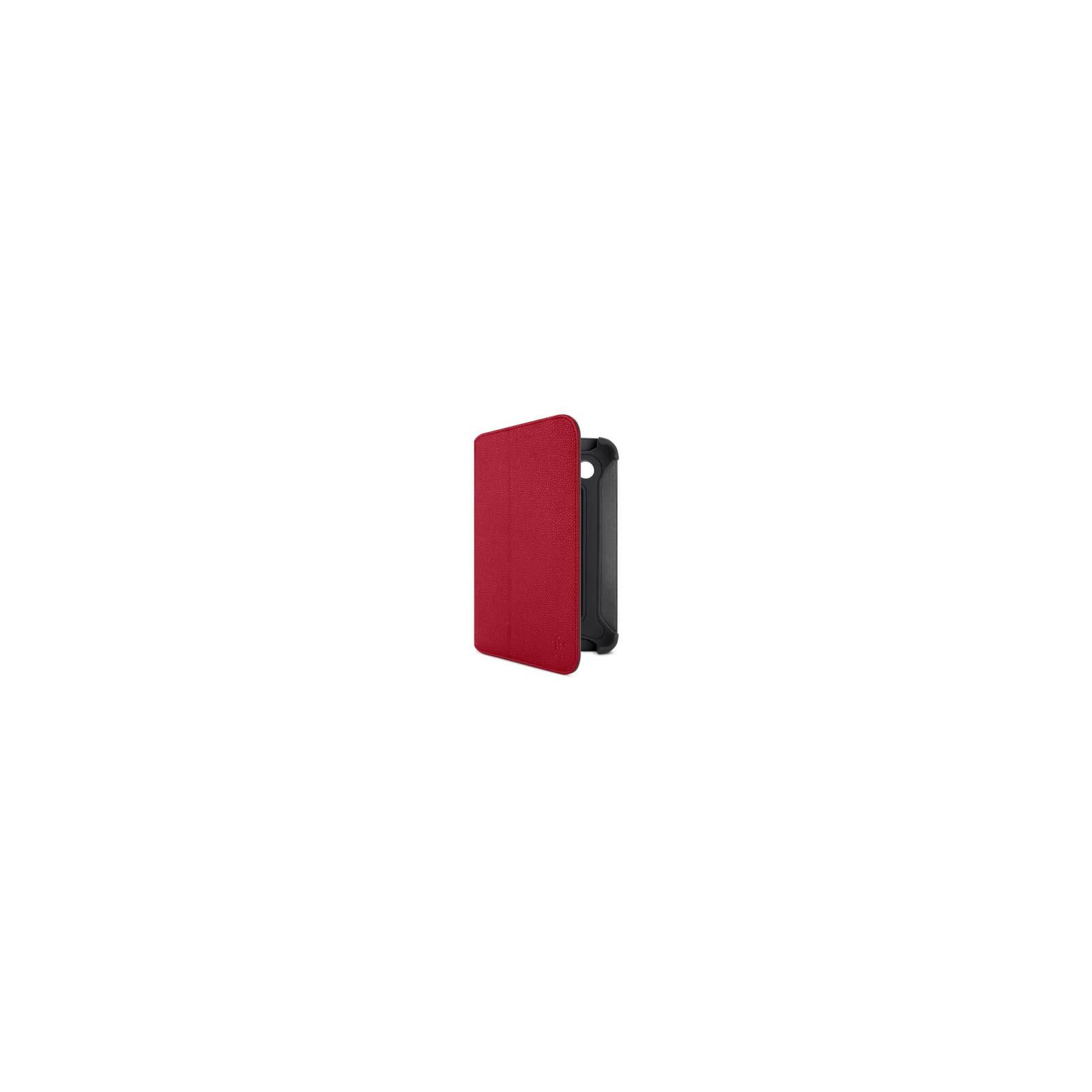 Чехол для планшета Belkin 7 Galaxy Tab2 Bi-Fold Folio Stand (F8M386cwC02)