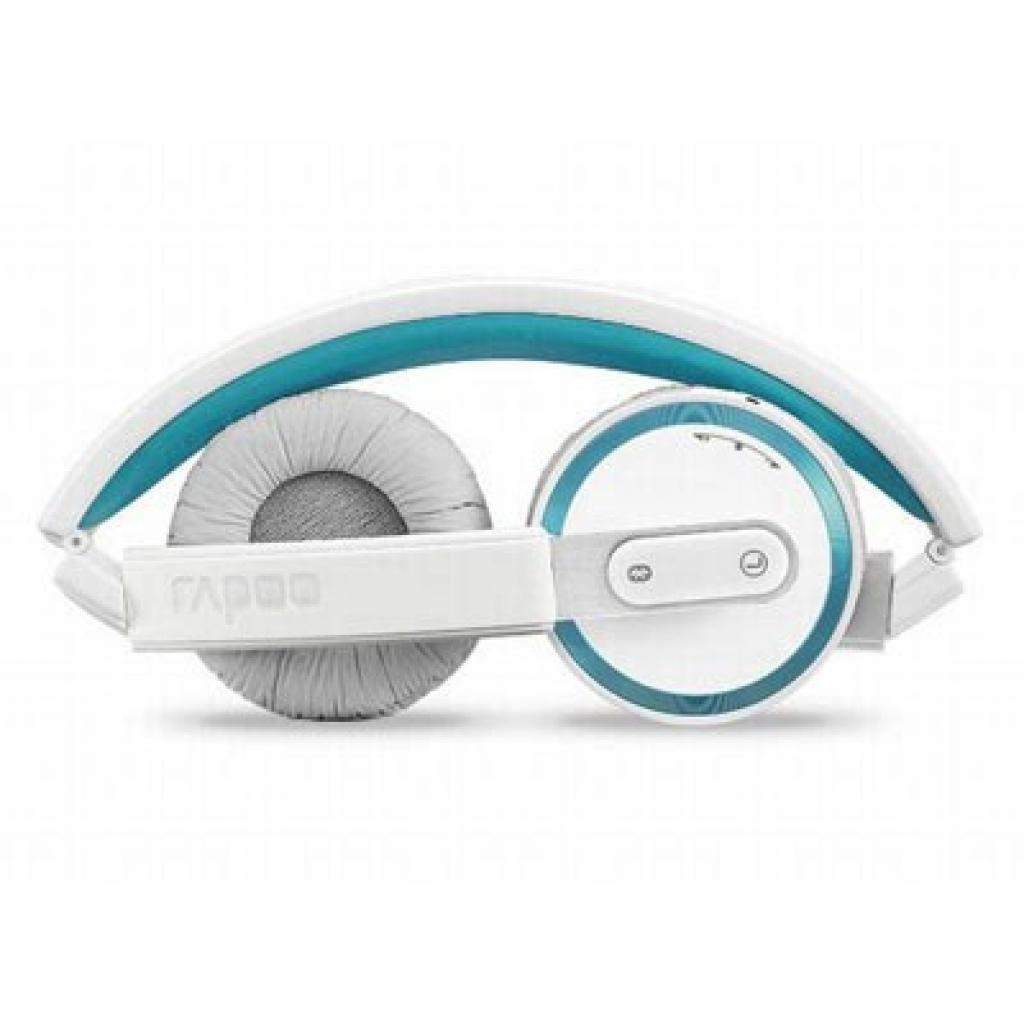 Наушники Rapoo H6080 Blue bluetooth (H6080 Blue)