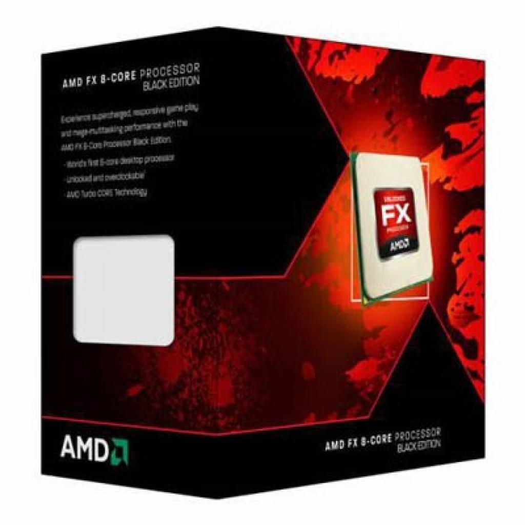 Процессор AMD FD8350FRHKBOX