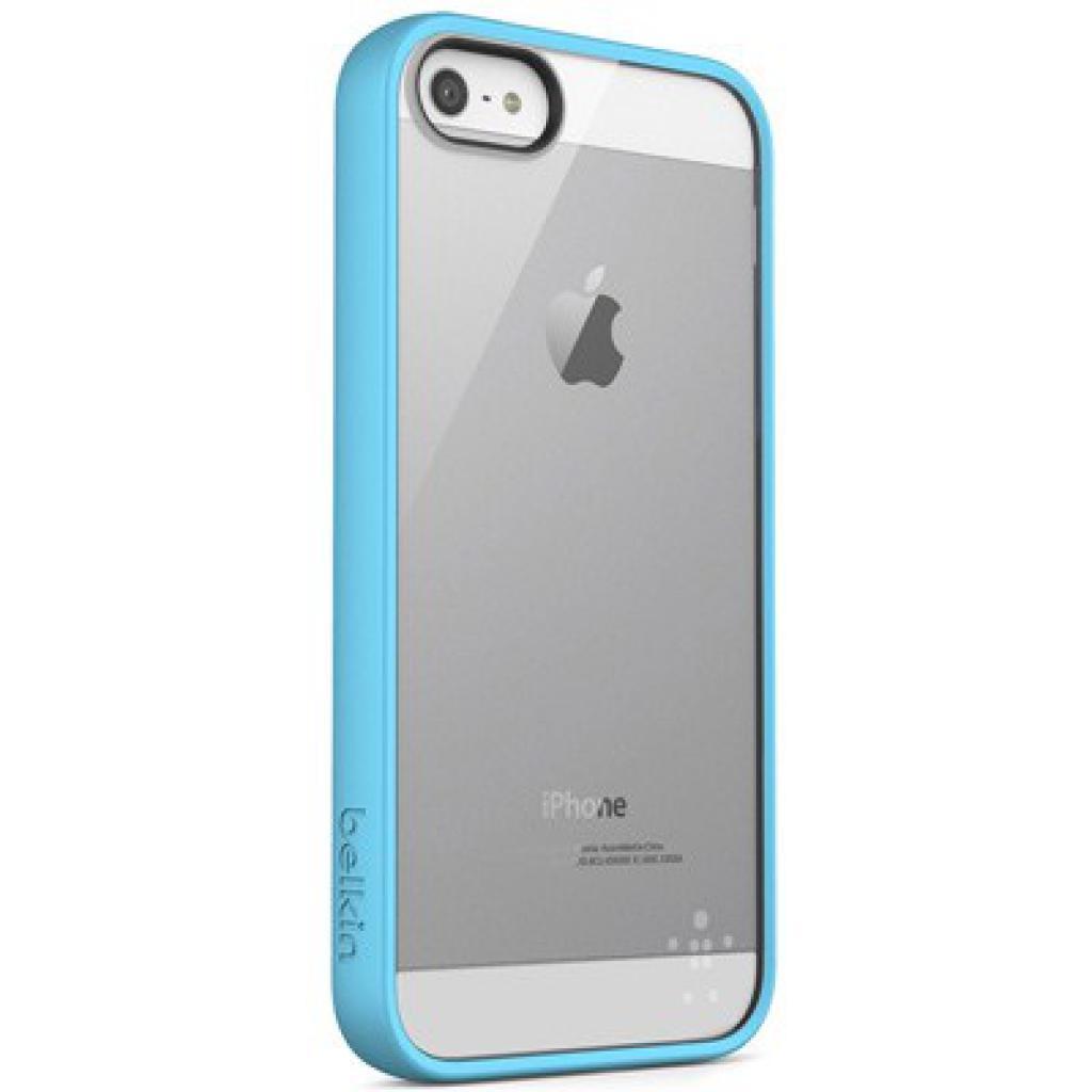 Чехол для моб. телефона Belkin iPhone 5/5s Candy Case (F8W153vfC04)