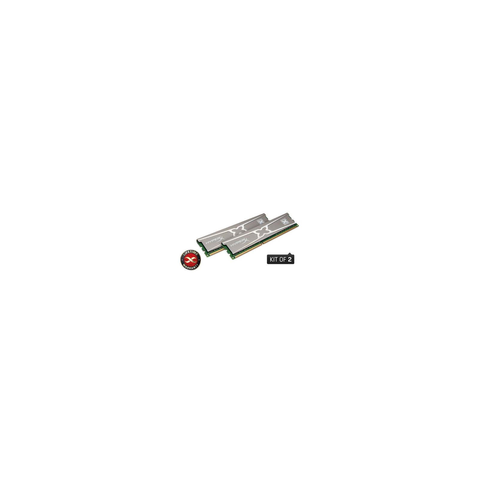 Модуль памяти для компьютера DDR3 16GB (2x8GB) 1600 MHz Kingston (KHX16LC10X3K2/16X)