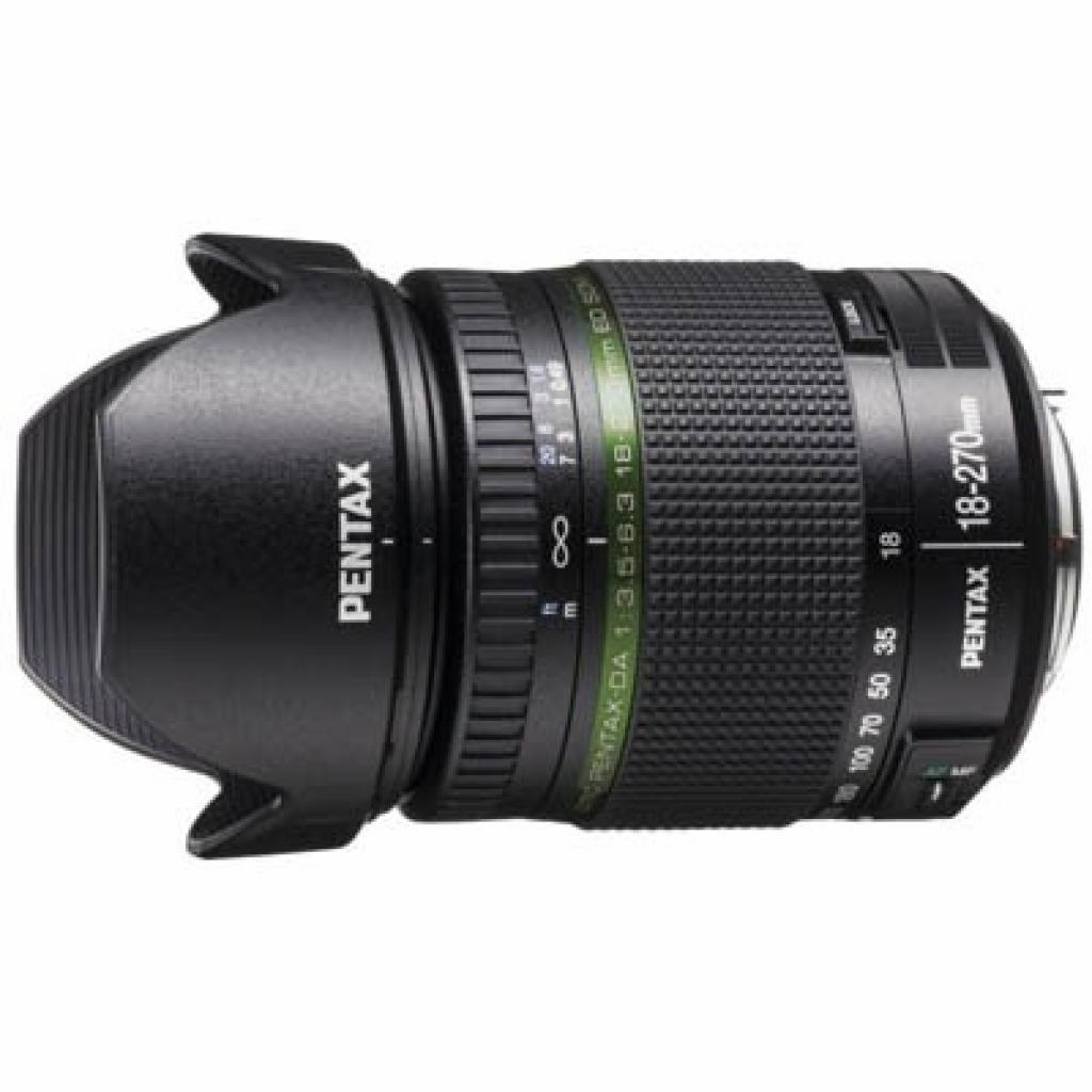 Объектив Pentax SMC DA 18-270mm f/3.5-6.3 ED SDM (21497)