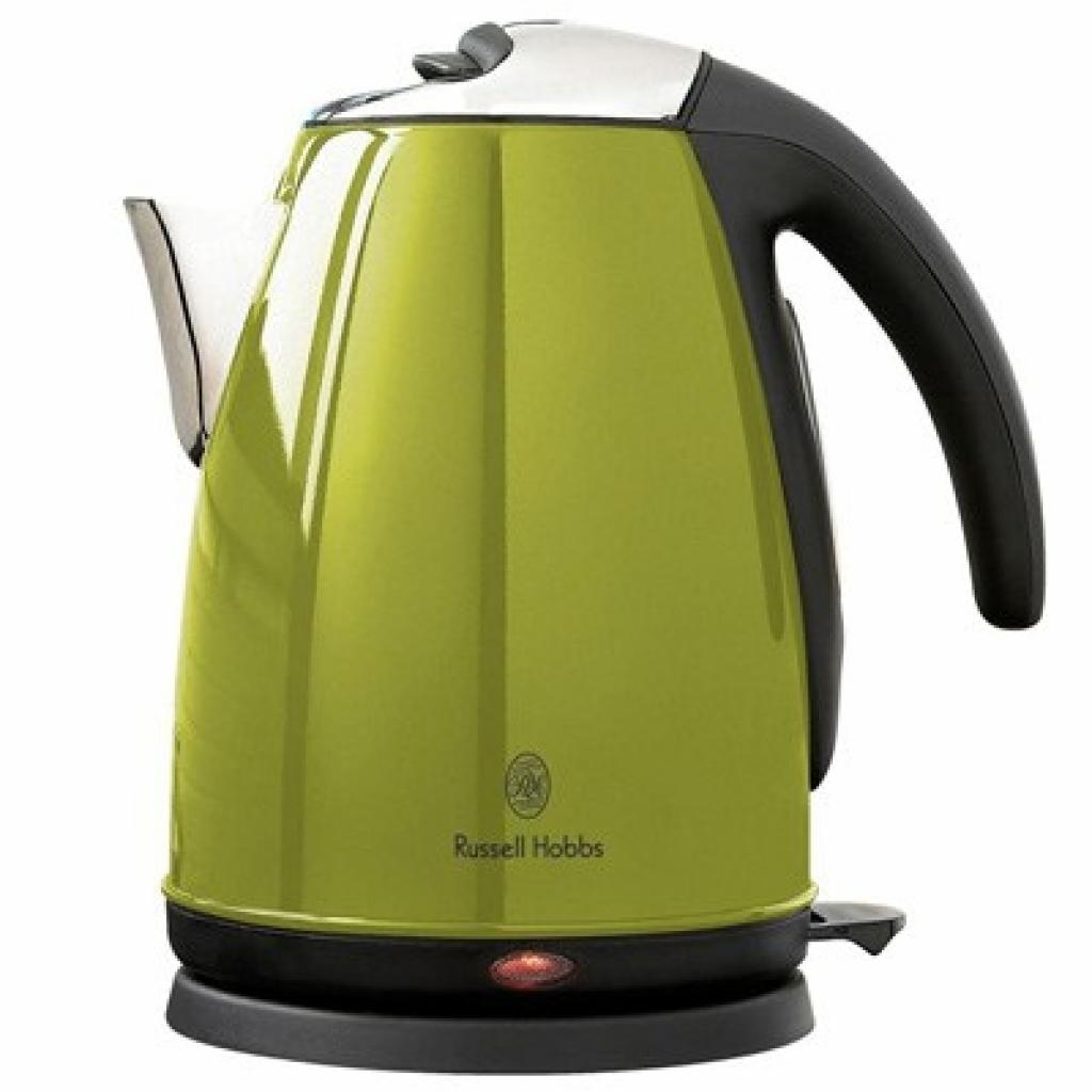 Электрочайник Russell Hobbs Jungle Green Kettle (18337-70)