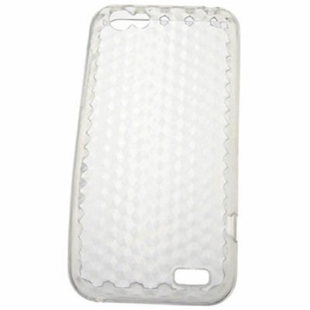 Чехол для моб. телефона Drobak для HTC One V (T320e) Silicone Case (214324)