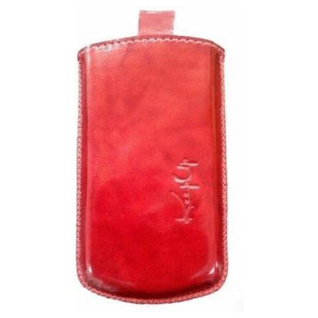 Чехол для моб. телефона KeepUp для Samsung S5302 Galaxy Pocket Duos Red/pouch (00-00007481)