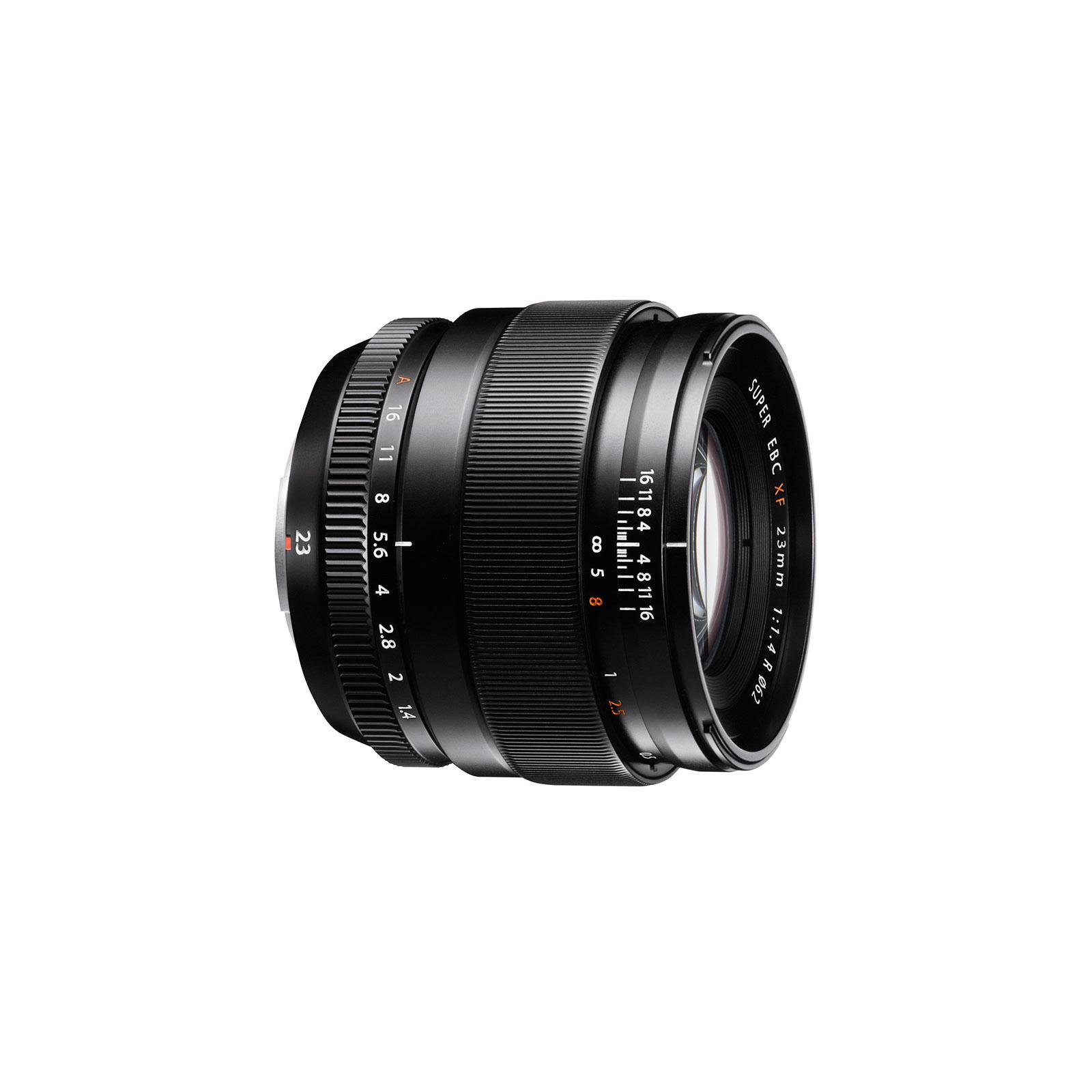 Объектив Fujifilm XF-23mm F1.4 R (16405575) изображение 2