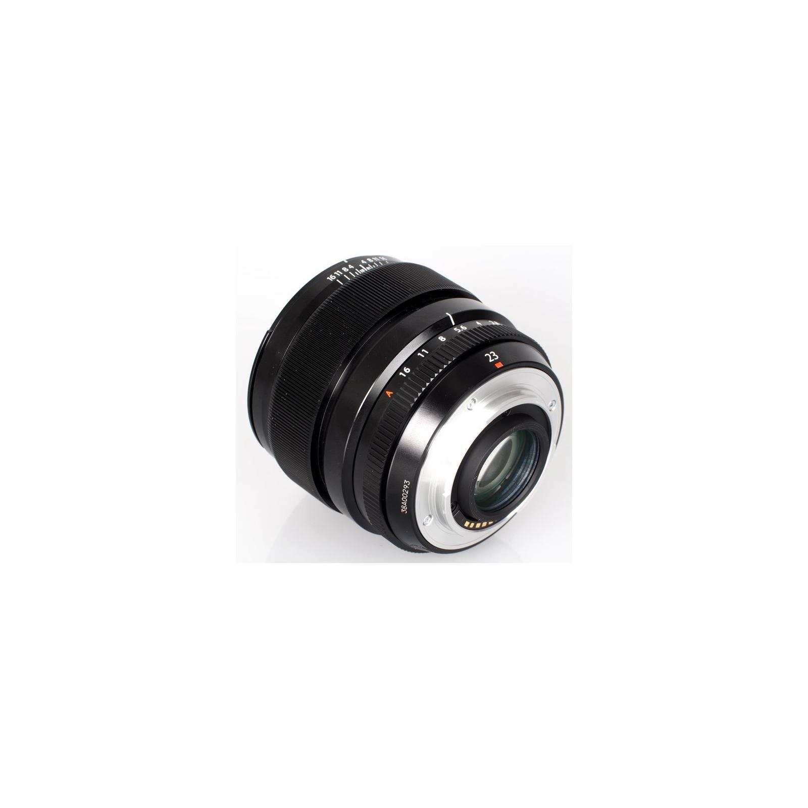 Объектив Fujifilm XF-23mm F1.4 R (16405575) изображение 4