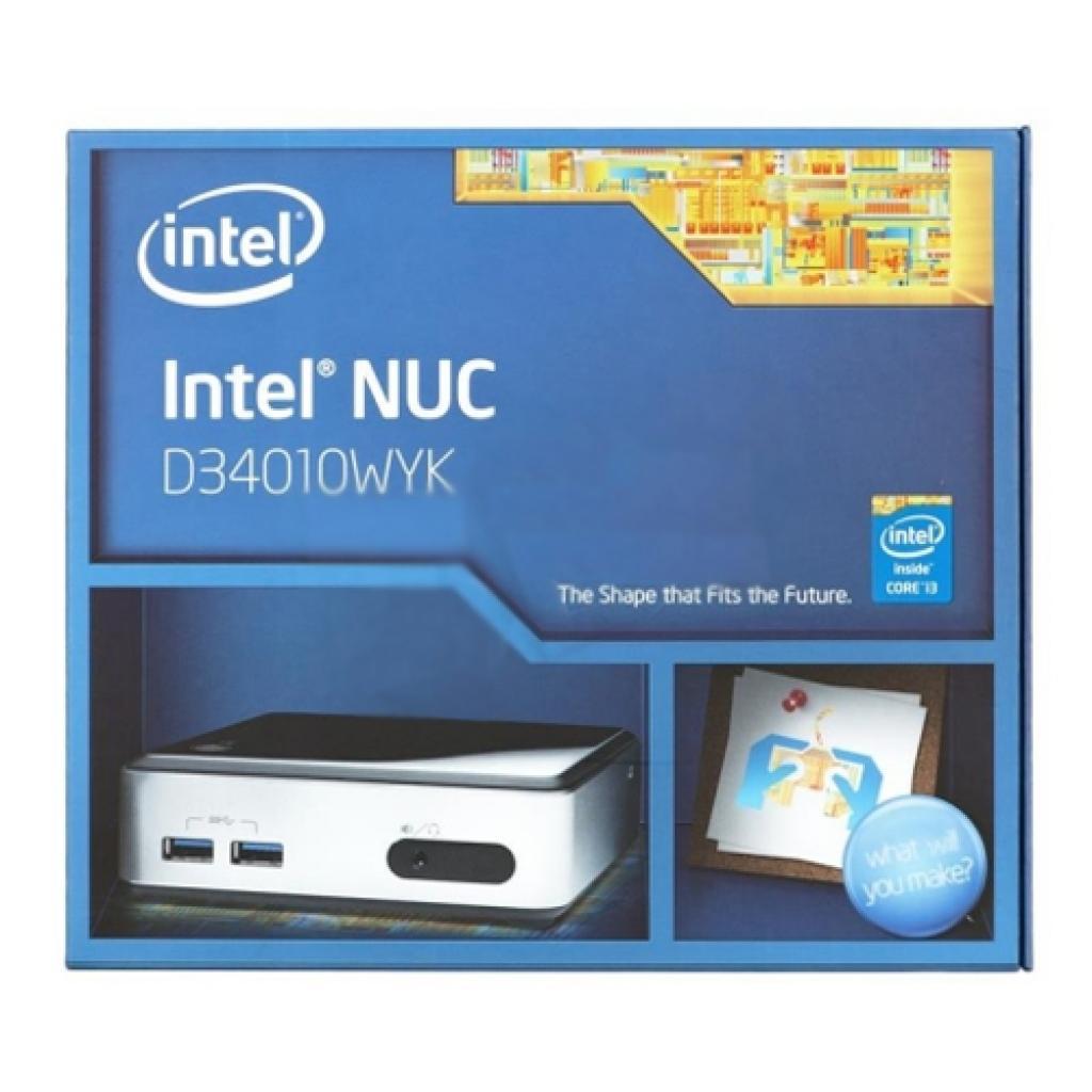 Компьютер INTEL NUC (BOXD34010WYK) изображение 5