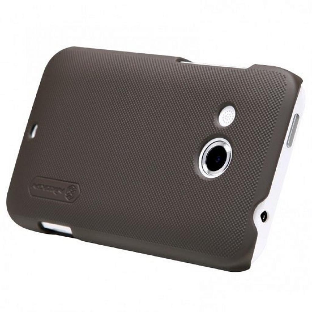 Чехол для моб. телефона NILLKIN для HTC Desire 200 /Super Frosted Shield/Brown (6065717) изображение 2