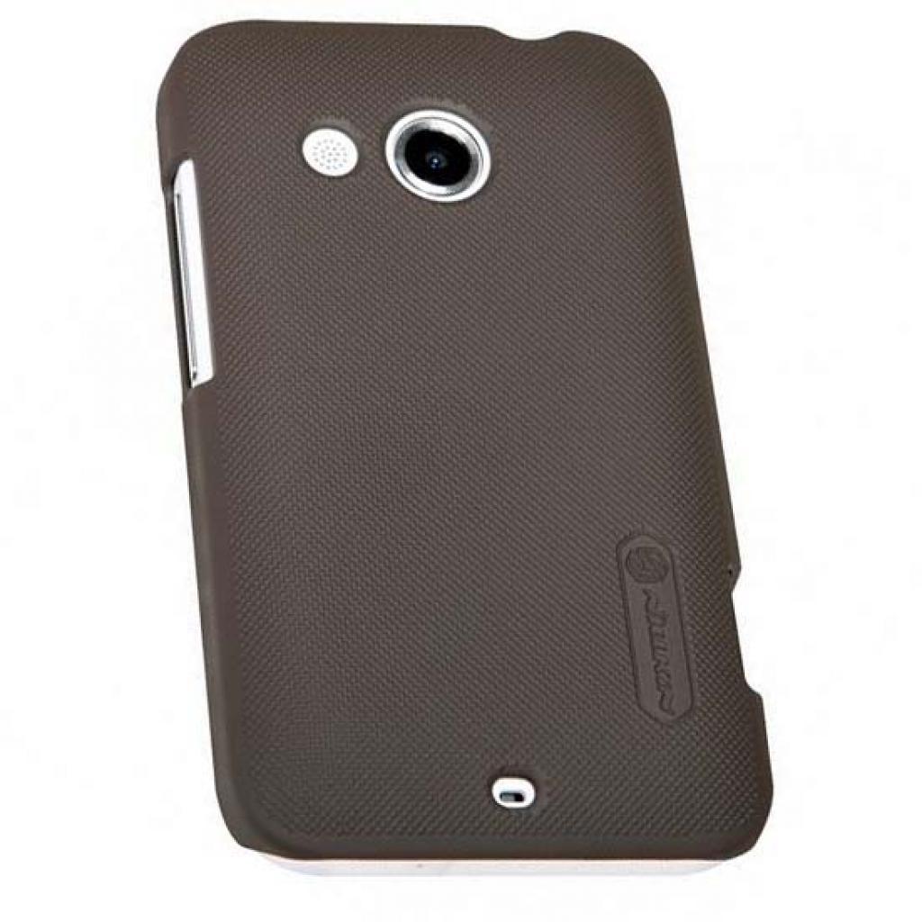 Чехол для моб. телефона NILLKIN для HTC Desire 200 /Super Frosted Shield/Brown (6065717)