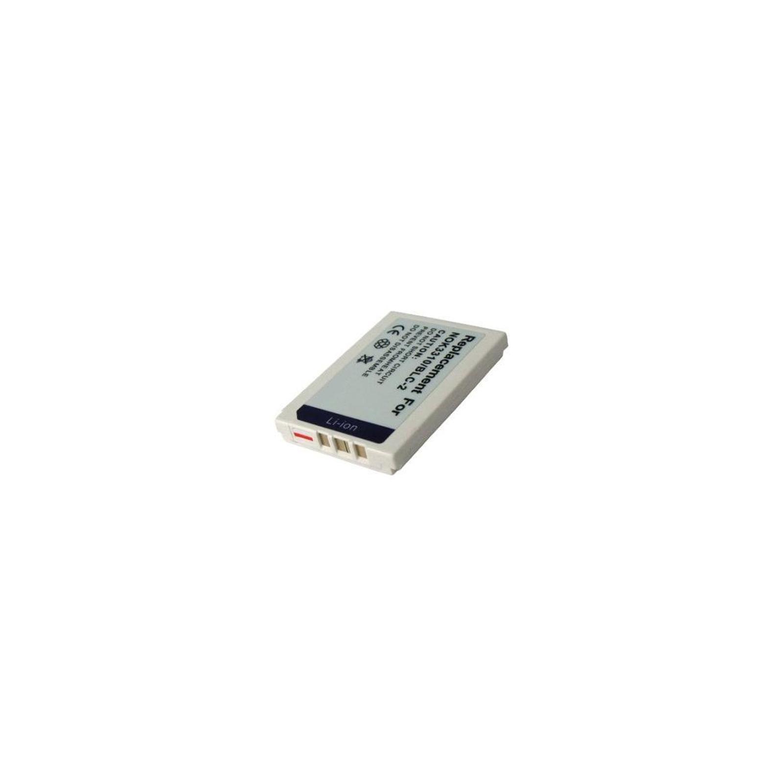 Аккумуляторная батарея PowerPlant Nokia BLC-1, BLC-2, BMC-3 (3310, 3410, 3510) (DV00DV1121)