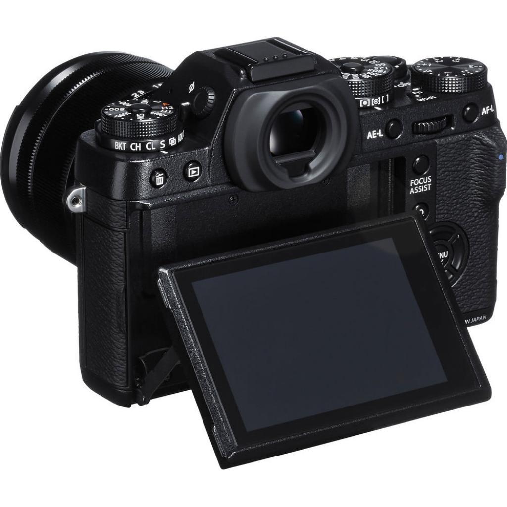 Цифровой фотоаппарат Fujifilm X-T1 body Black (16421490) изображение 4