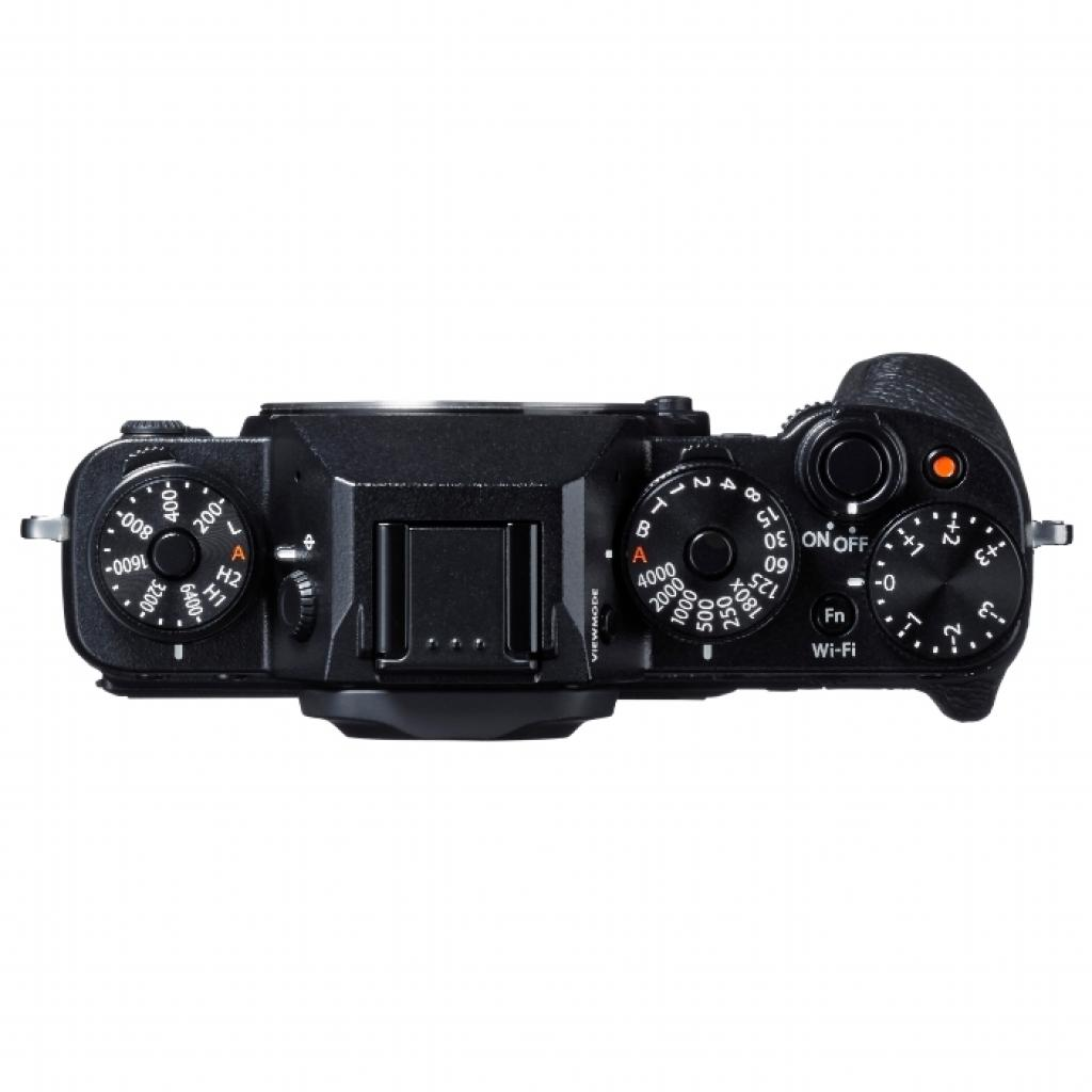 Цифровой фотоаппарат Fujifilm X-T1 body Black (16421490) изображение 5
