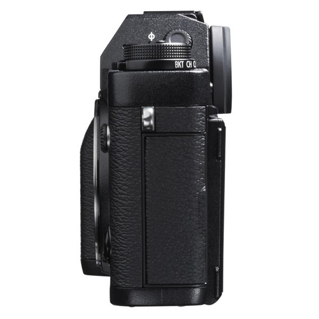 Цифровой фотоаппарат Fujifilm X-T1 body Black (16421490) изображение 6