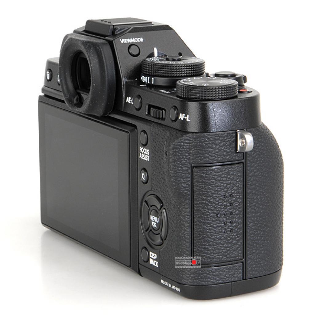 Цифровой фотоаппарат Fujifilm X-T1 body Black (16421490) изображение 7