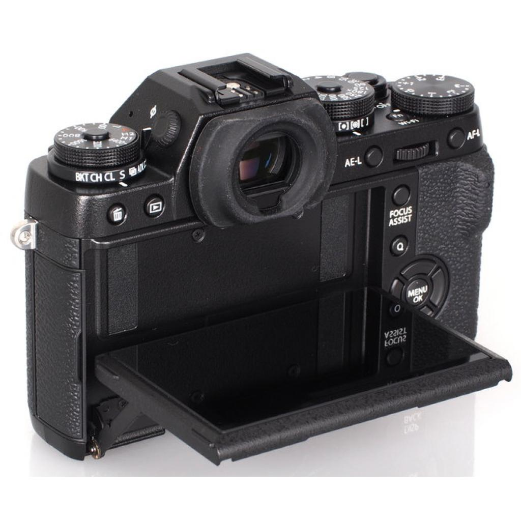 Цифровой фотоаппарат Fujifilm X-T1 body Black (16421490) изображение 8