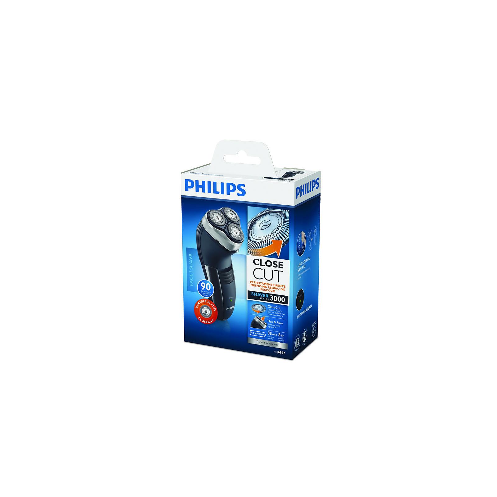 Электробритва PHILIPS HQ 6927 (HQ6927/16) изображение 3