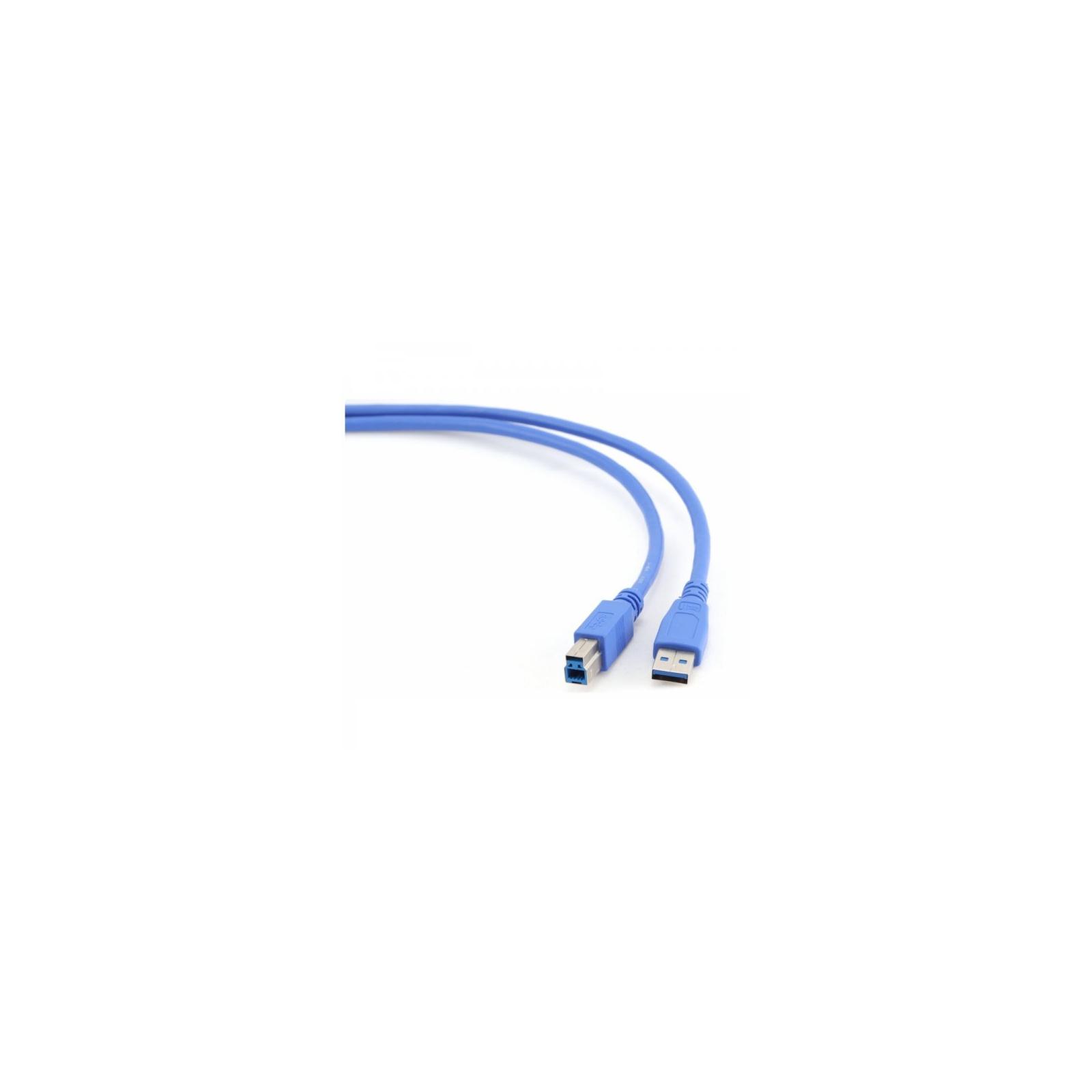 Кабель для принтера Cablexpert USB 3.0 AM/BM 1.8m (CCB-USB3-AMBM-10)