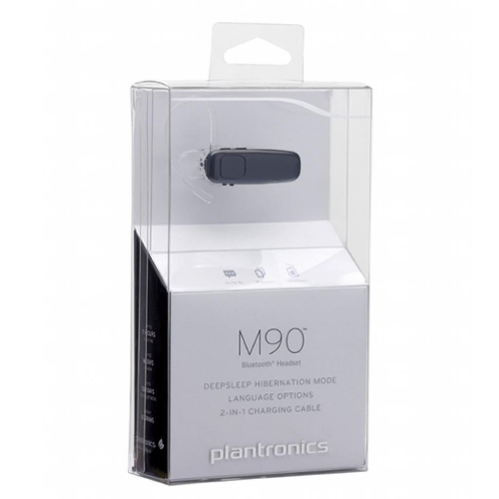 Bluetooth-гарнитура Plantronics M90 (201152-05) изображение 2