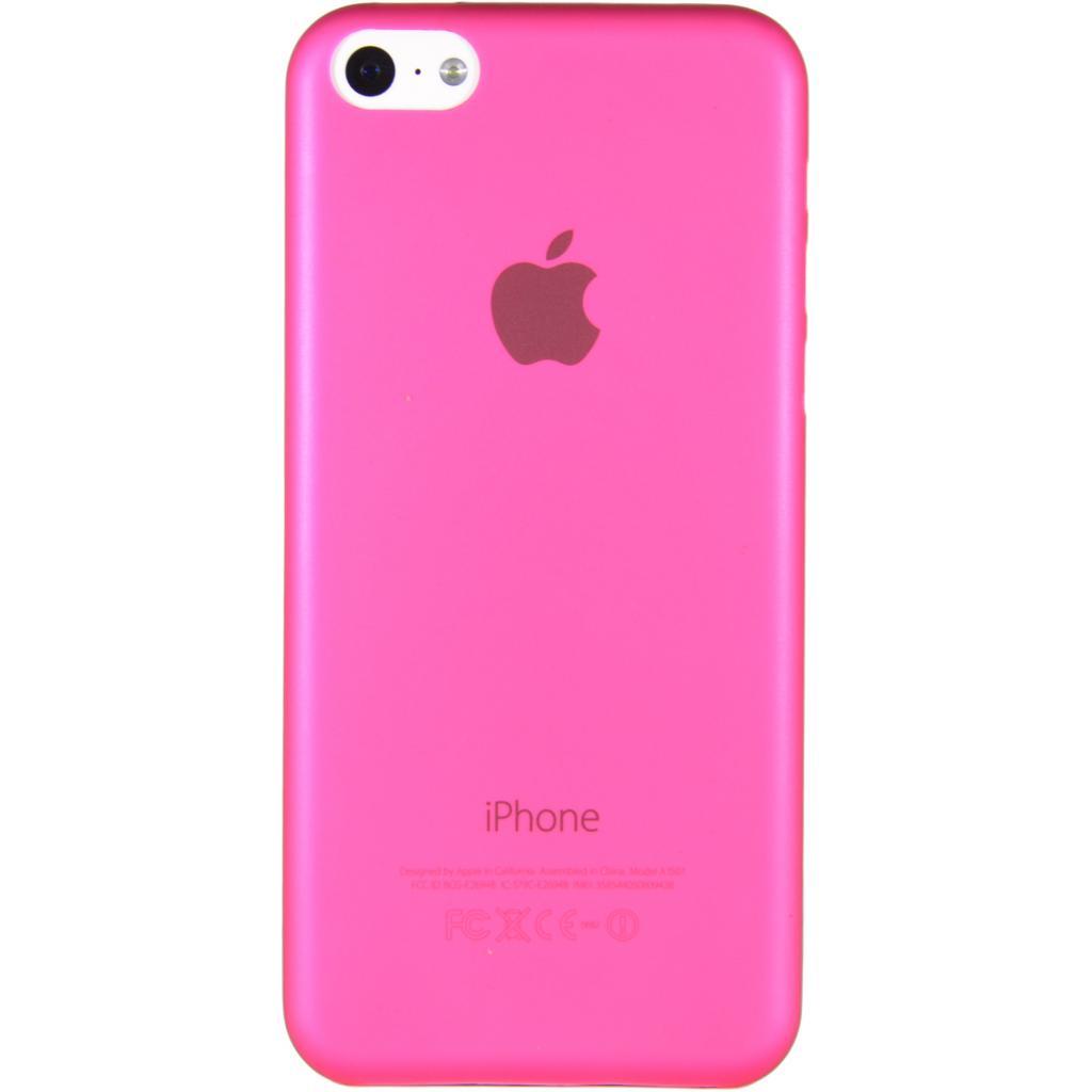 Чехол для моб. телефона Pro-case iPhone 5C ultra thin red (PCUT5CRD)