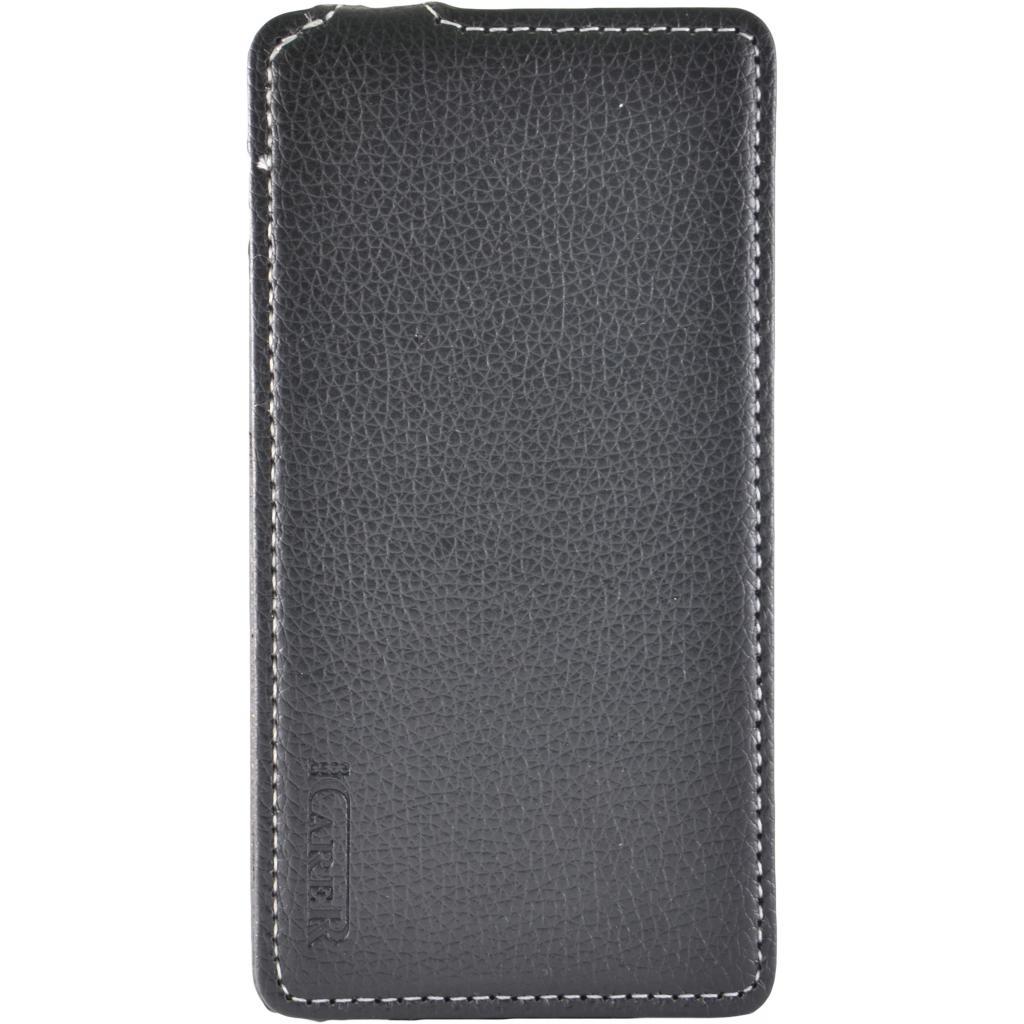 Чехол для моб. телефона Carer Base Huawei Honor 3 U8860 black (CB-HWAHU8860)