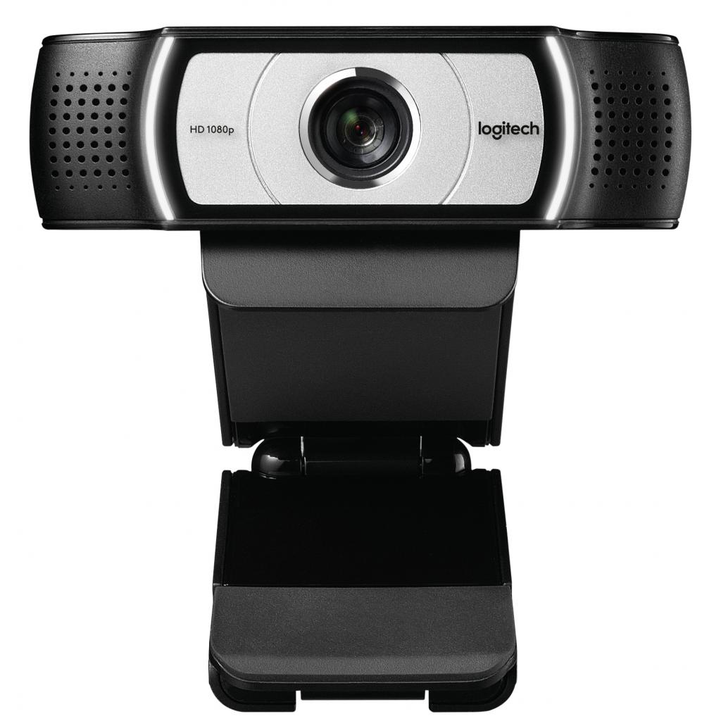 Веб-камера Logitech Webcam HD C930e (960-000972) изображение 2