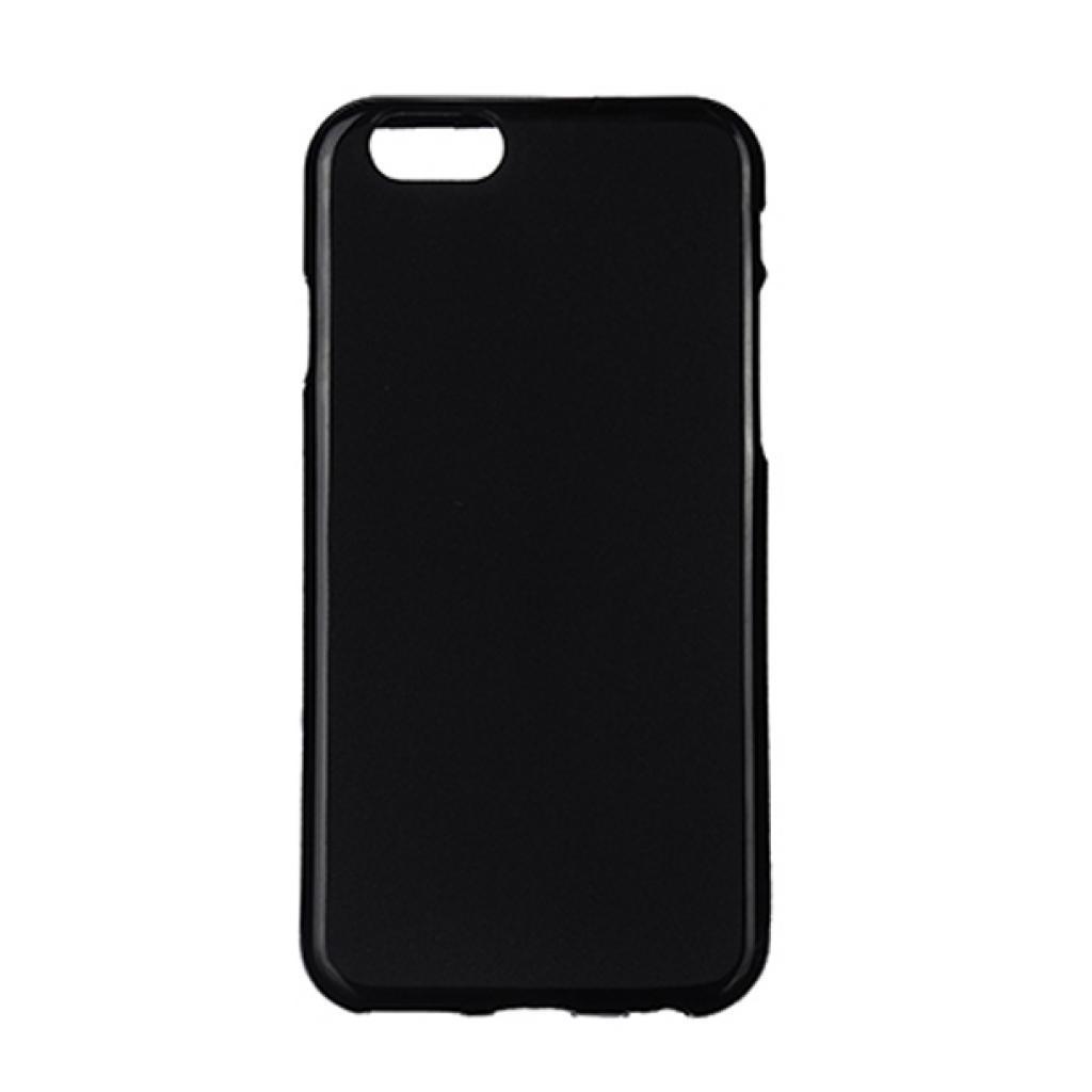 Чехол для моб. телефона Drobak для Apple Iphone 6 Black /Elastic PU/ (210286) (210286)