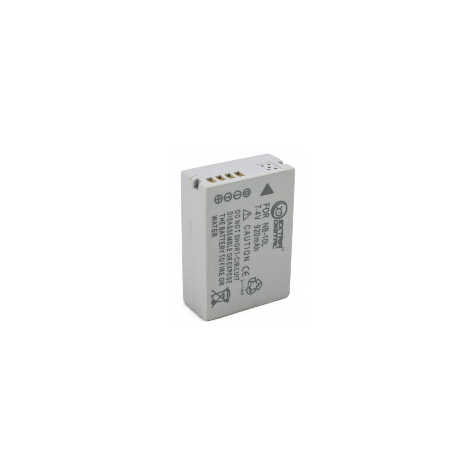 Аккумулятор к фото/видео EXTRADIGITAL Canon LP-E5 (BDC2430) изображение 2