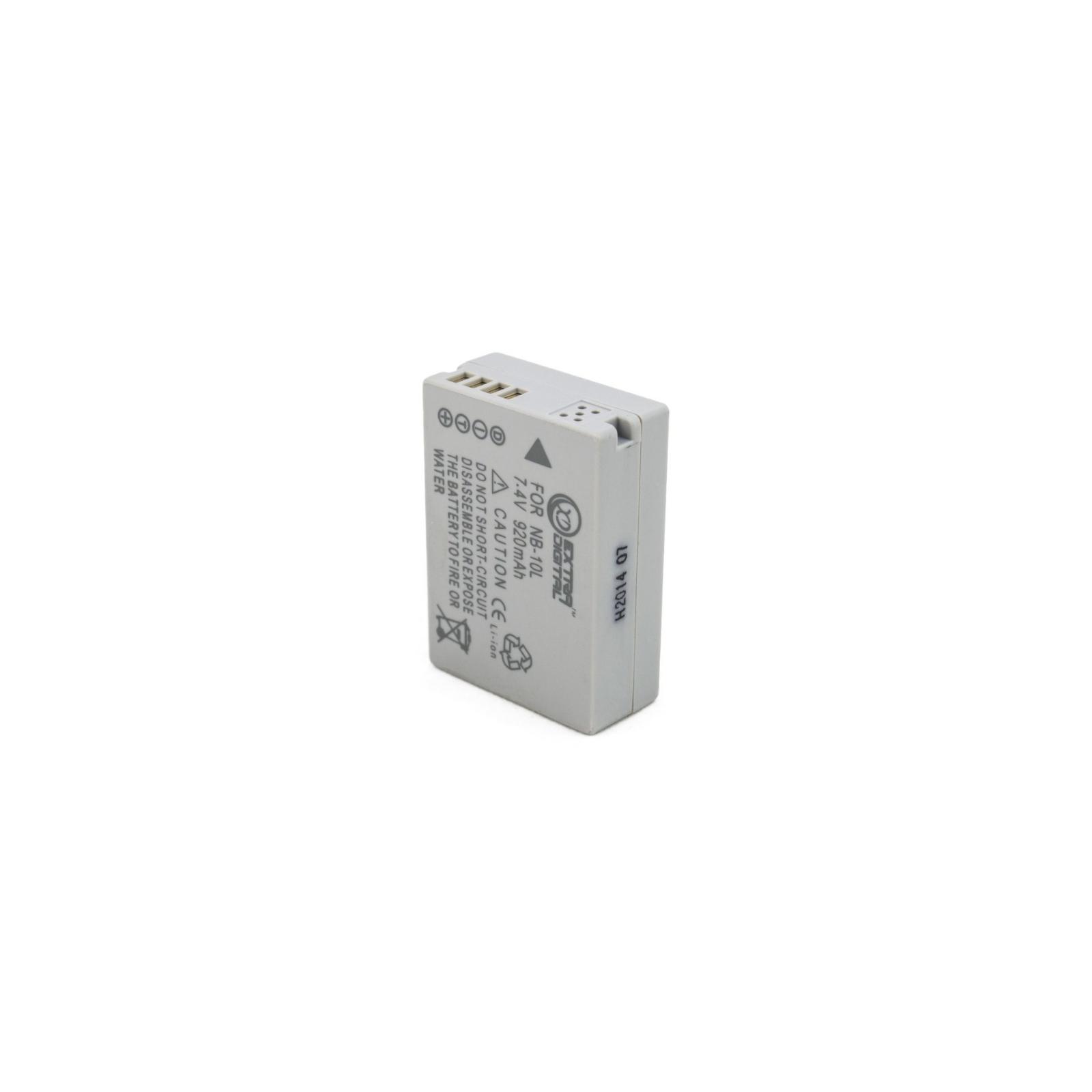 Аккумулятор к фото/видео EXTRADIGITAL Canon LP-E5 (BDC2430) изображение 3