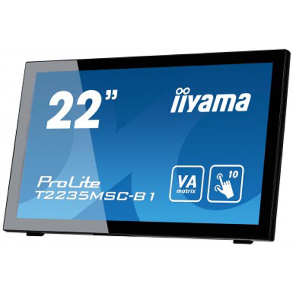 Монитор iiyama T2235MSC-B1 изображение 3
