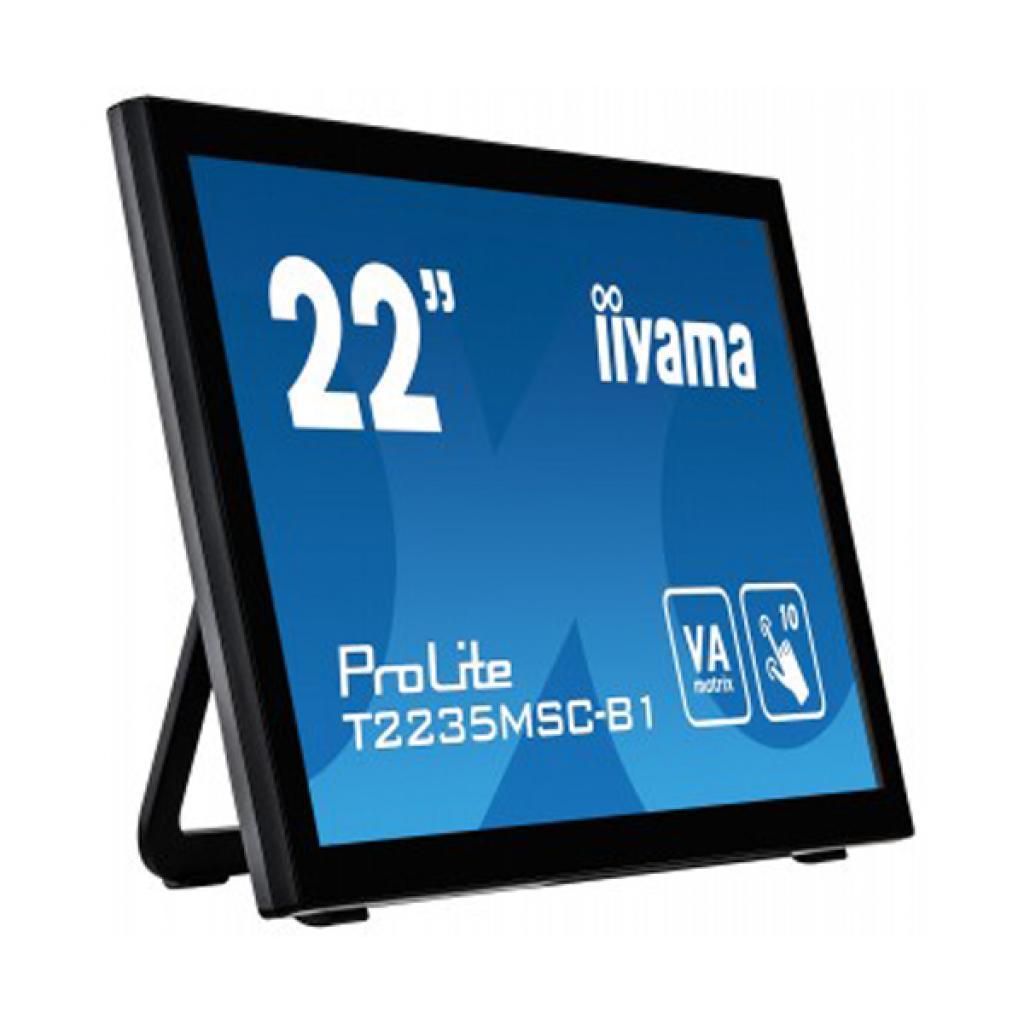 Монитор iiyama T2235MSC-B1 изображение 5