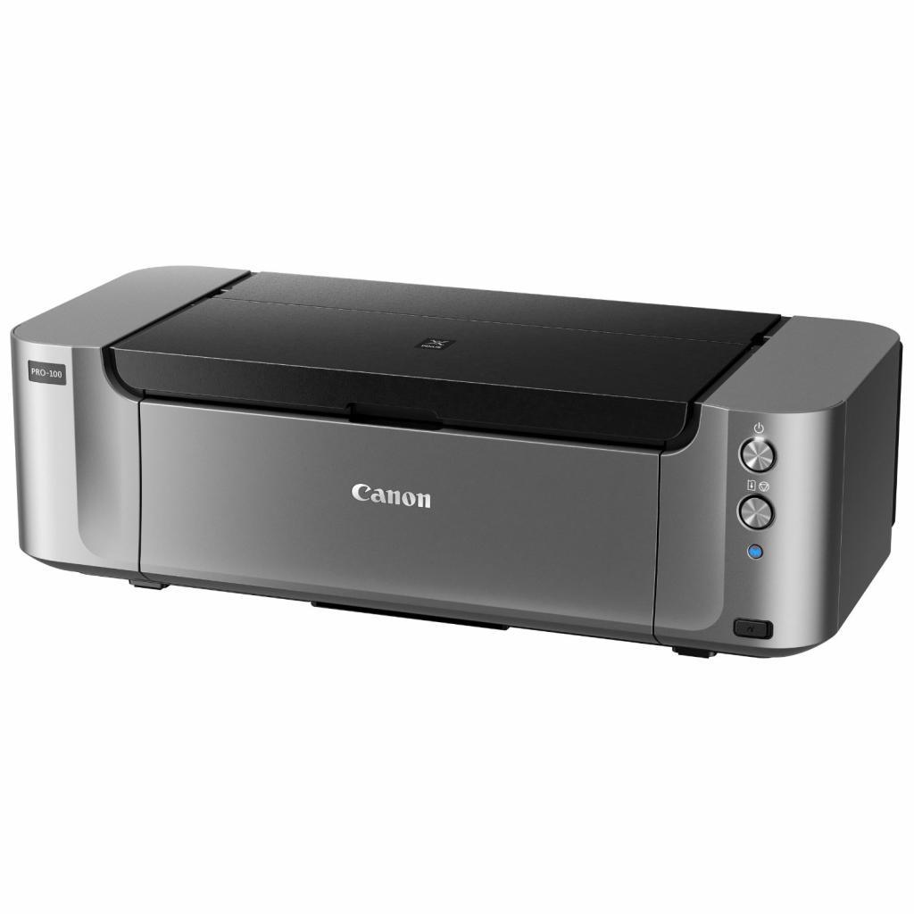 Струйный принтер Canon PIXMA PRO-100s c Wi-Fi (9984B009) изображение 2