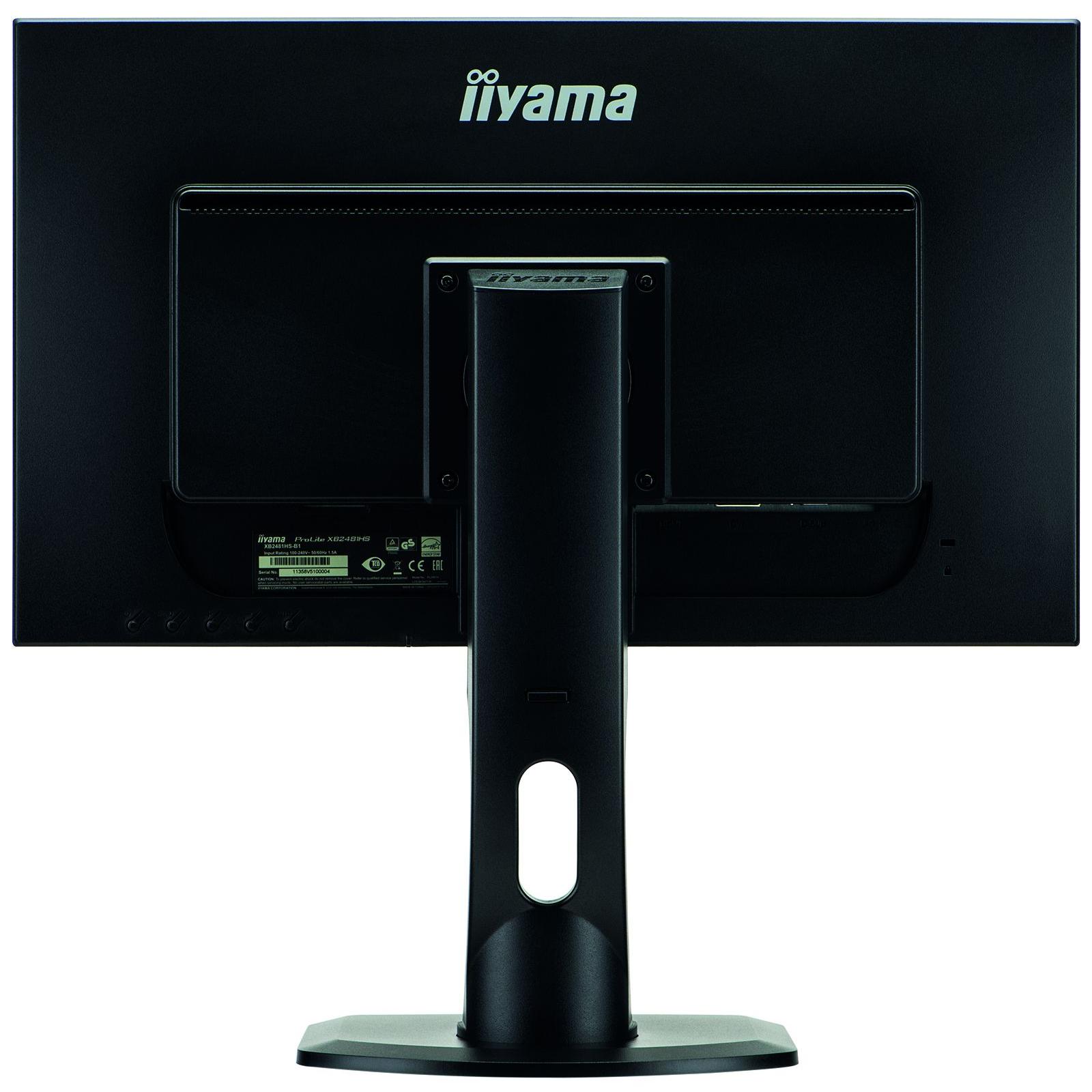 Монитор iiyama XB2481HS-B1 изображение 6
