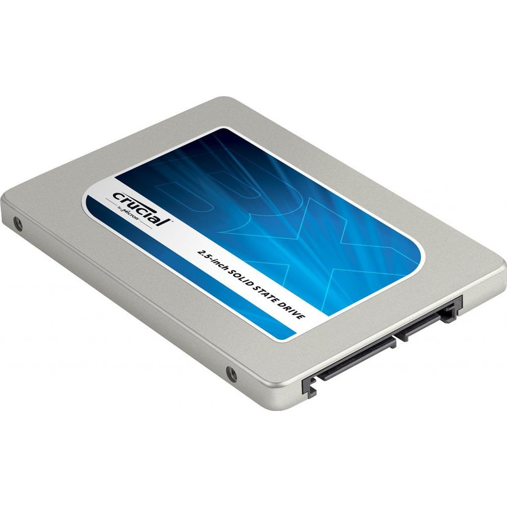 """Накопитель SSD 2.5"""" 250GB MICRON (CT250BX100SSD1_OEM) изображение 2"""