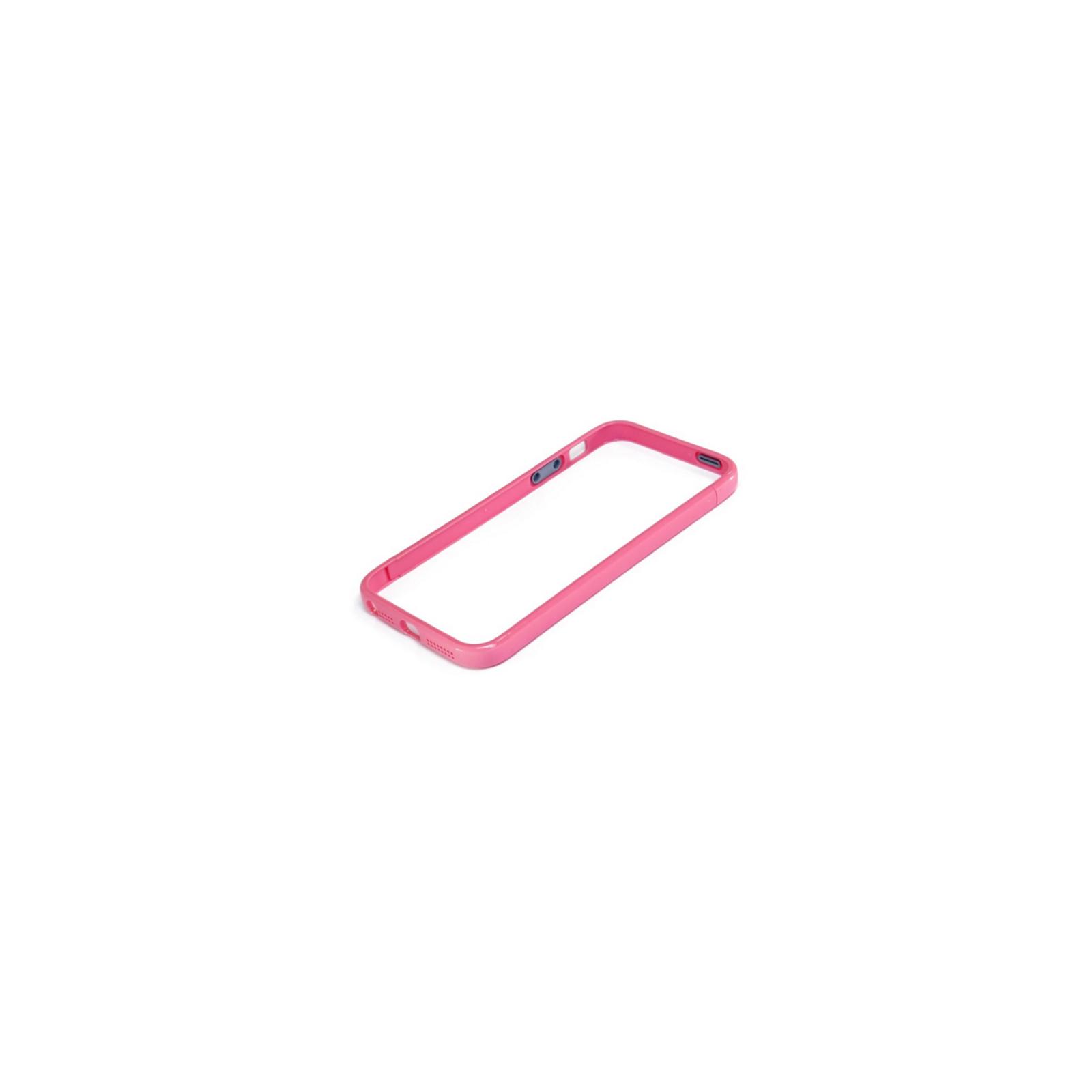 Чехол для моб. телефона JCPAL Colorful 3 in 1 для iPhone 5S/5 Set-Pink (JCP3219) изображение 2