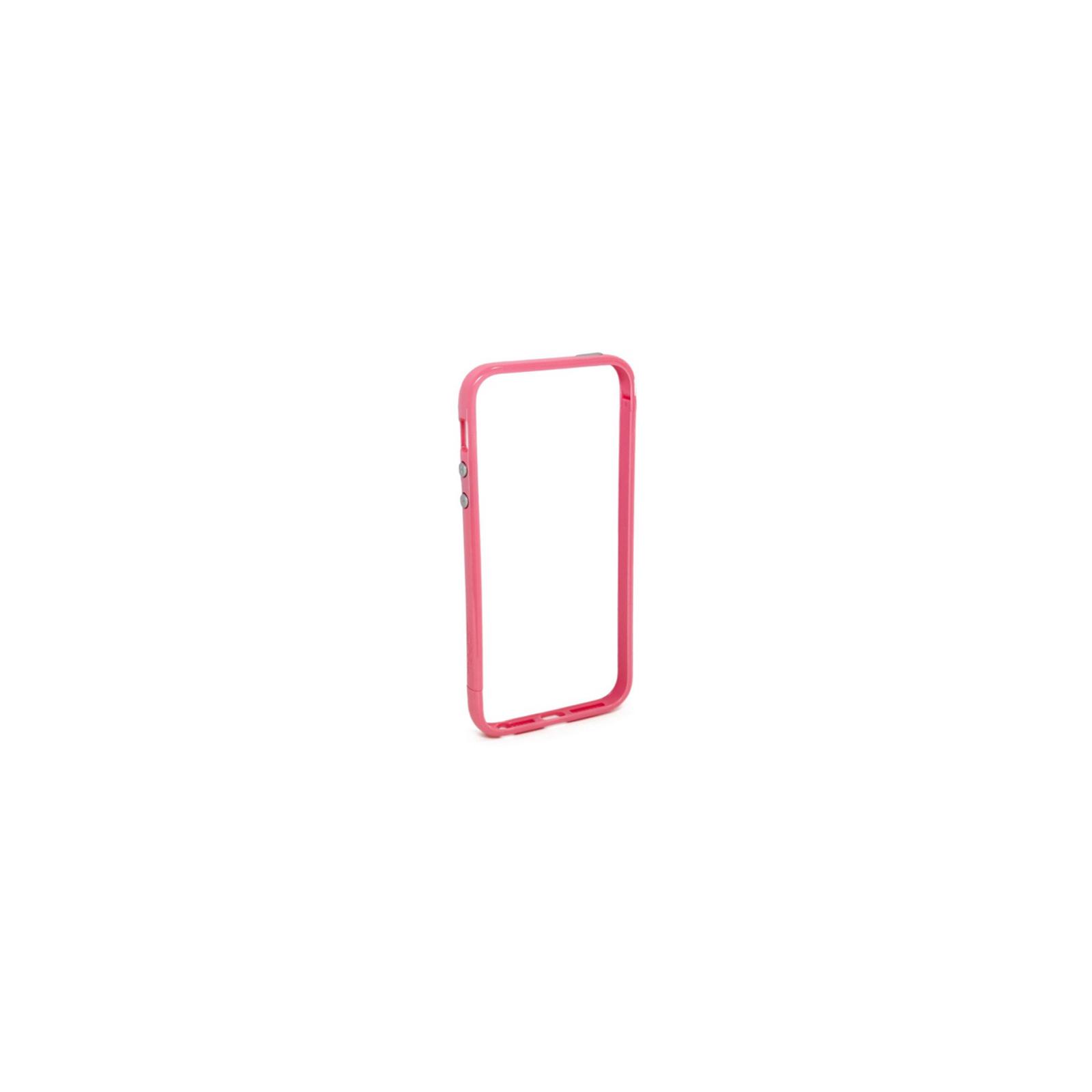 Чехол для моб. телефона JCPAL Colorful 3 in 1 для iPhone 5S/5 Set-Pink (JCP3219)