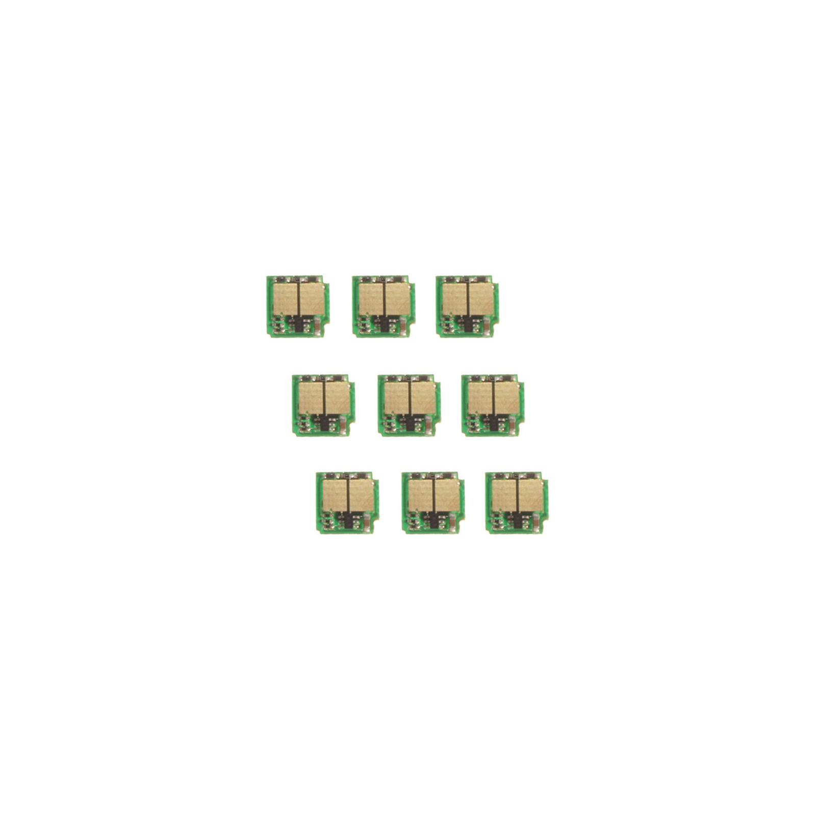 Чип для картриджа HP CLJ 3800/4700 Yellow WWM (CHC3800Y)