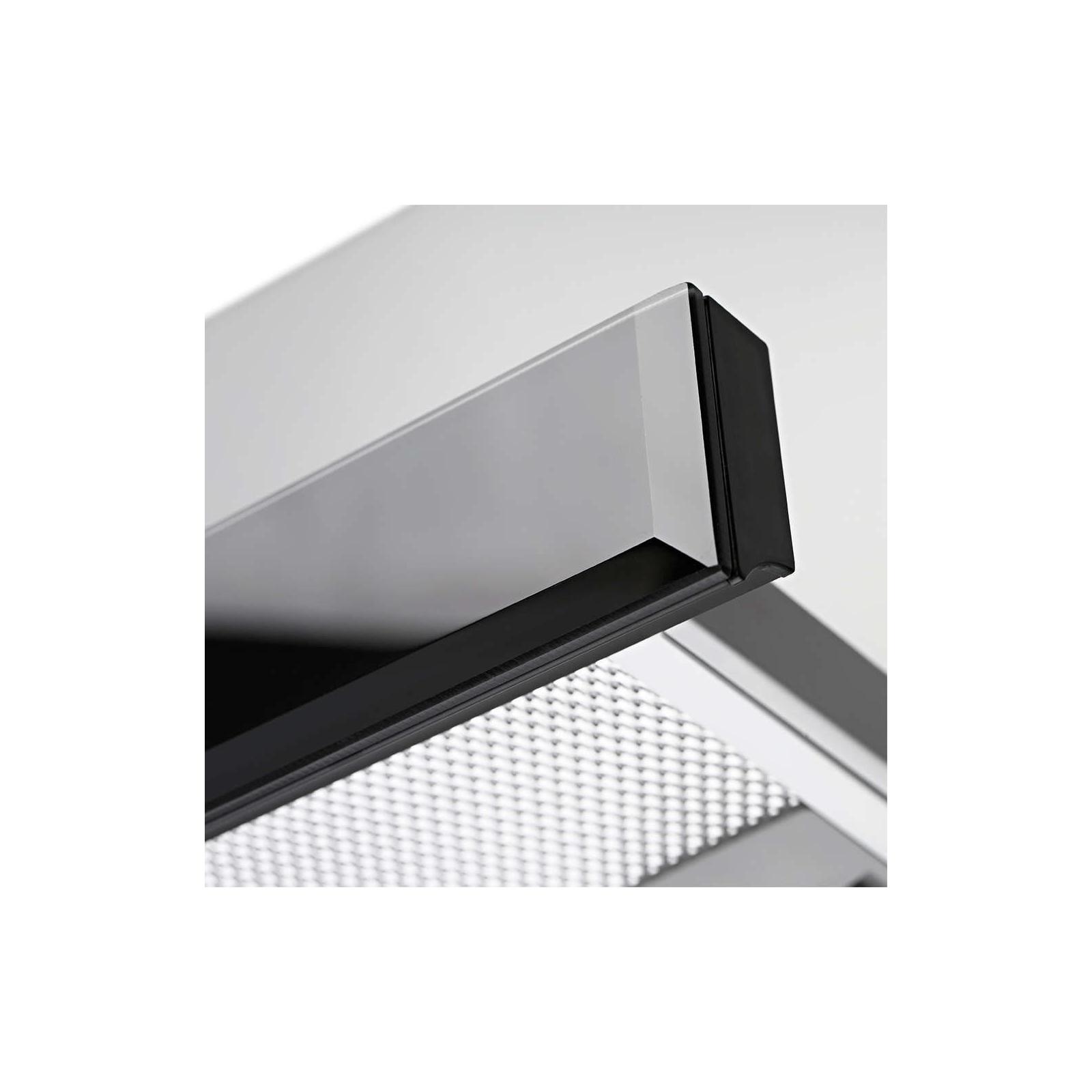 Вытяжка кухонная PYRAMIDA TL FULL GLASS 60 (1100) INOX BL/U изображение 6