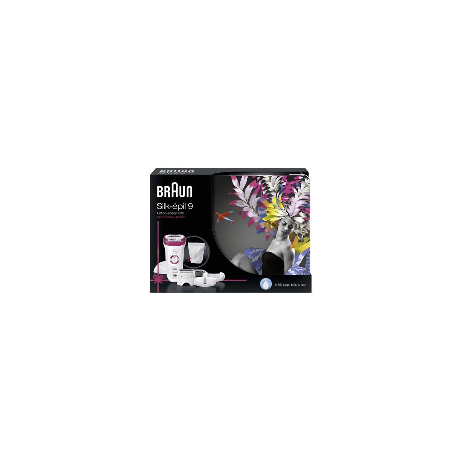 Эпилятор BRAUN SE 9567 (SE9567) изображение 3
