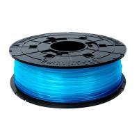 Пластик для 3D-принтера XYZprinting PLA 1.75мм/0.6кг Filament Cartridge, Clear Blue (RFPLAXEU05F)