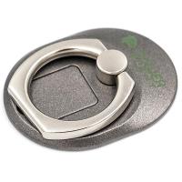 Держатель для смартфонов PowerPlant с кольцом, черный (CA910311)